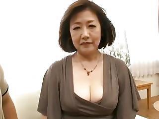 Japanese Granny Noriko Censored