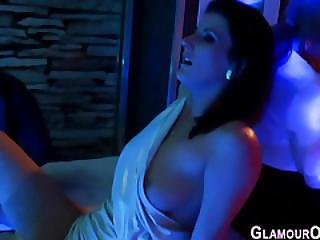 Glam Orgy Bitches Fucked