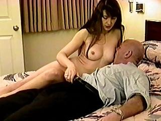Nasty Daddy Shaved Then Fucked A Pussy1