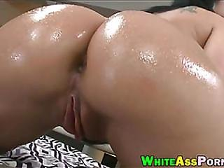 Big Butt Bitch Katie St Ives Takes A Huge Dick In Her Pussy