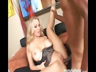 Cougar Needs Her Porn Fix%2C Luckily The Cable Guy Can Help