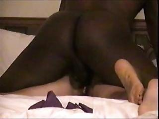 Hidden Cam Catches Wife With Bbc Co-worked.... She Rode Him In Her Ass!