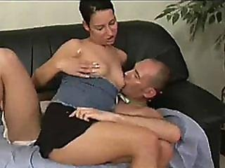 Boy In Diapers Breastfeed Anal Strap On Cougar