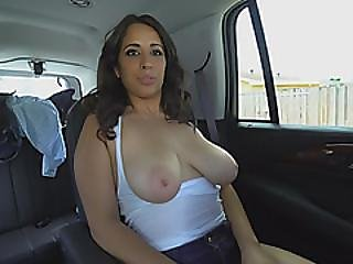 Rough Banging For Shaved Pussy Of Busty Babe