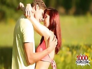 Redhead Teen Sex And Cumshot