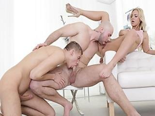 Hardcore Bi Threesome Fuck For A Virgin Ray Mannix