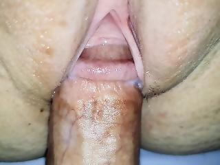 Hot Young British Uk Milf Close Up Pov