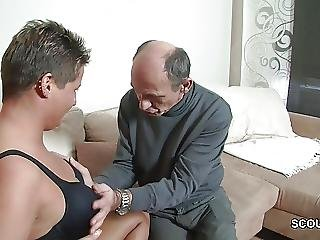 Amateur, Fucking, German, Grandpa, Horny, Teen, Young