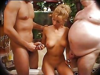 Teen Gf Fucked By Bf And Old Man
