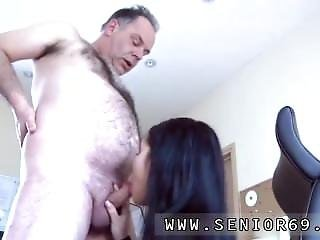 Masturbates And Japanese Old Father In Law The System-administrator Came