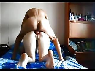 Amateur Redhead Wife Hard Fucked