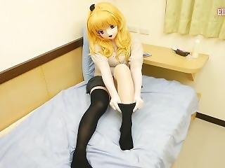 Kigurumi Animegao Masturbation Vlog5 (more Video On Kigurumi81.com)