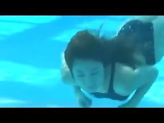 fetish, japansk, undervand