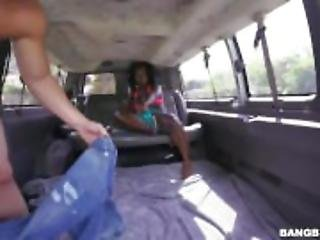 Vickie Starxxx Gets Pounded In The Bus