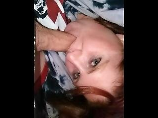 My Dad Mouth Fucks Me N Force His Hard Cock Down My Throat