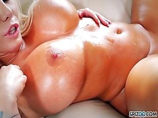 Spizoo - Big Booty Lolly Ink Suck And Fuck A Big Dick Big Boobs