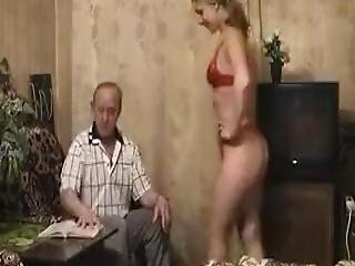 Russian Blonde Teen Fucks With Not Grandpa In Sofa - Daughter Dad Stepdaughter Stepdad Old-and-young Young-old Father Daddy Step-dad Stepfather Step-daughter Hidden-camera Voyeur Amateur-sex-video