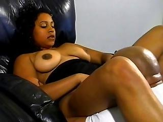 Clothed Sex With Black Voluptuous Storm