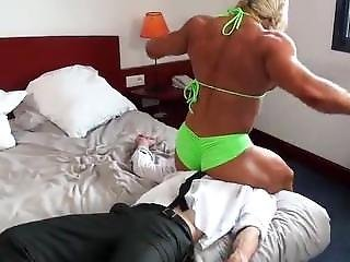 Fbb Lisa Domination Wrestling 1