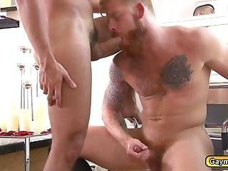 Sweet tight hole as suprise gift