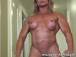 E. M. - Mature Muscled Goddess
