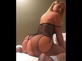 Hot Teens & Milf In Fishnet Stockings Twerking Their Big Juicy Bubble Butt!