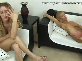 Let Brother Fucks Her Nicole Moore