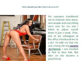 Why Should You Hire Chennai Escorts?