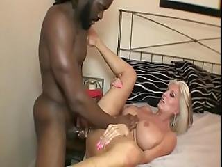 Granny Seduces Grandsons Black Friend Sally D Angelo