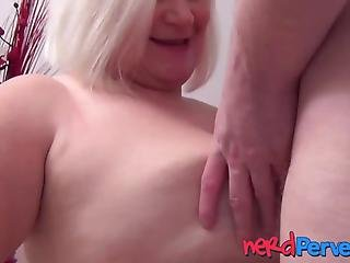 Busty Gilf Lacey Starr Titty Fucking Nerds Lucky Cock