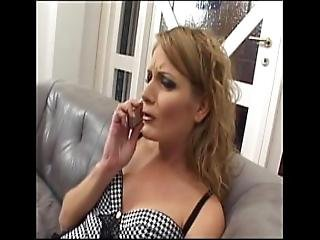 Super Sexy Milf Fuck And Use Feet To Jerk Big Horny Cock