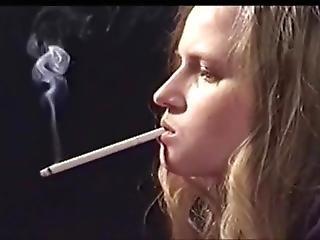 Very Dirty Girl Smoking 120s
