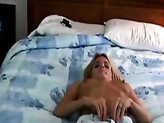 Cheating Girlfriend Strips Down