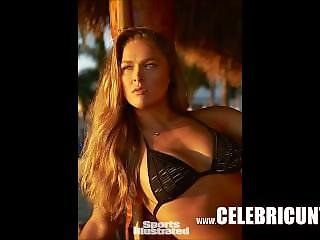 Nude Celeb Sex Ronda Rousey Does First Ever Nude Shoot