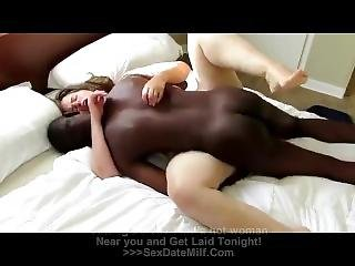 Hubby Films Wife Getting Laid By Her Black Lover