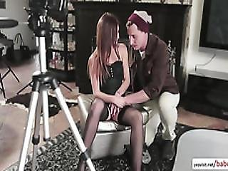 Lullu Gun And Melanie In A Hot Threeway Sex Action During Photoshoot