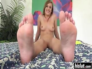 She Rode A Fat Stiff Black Dick Cowgirl Style Until She Came.