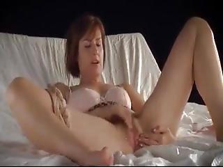 Mature Masturabates To Orgasm