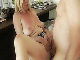Shameless Mature Milf Takes Creampie In Pussy With Big Clit