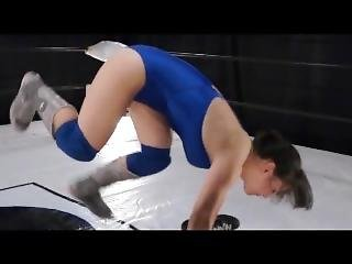 Japanese Mixed Sex Wrestling Sft-02