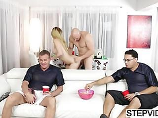 Gigi Flamez Gets Drilled By Her Erotic