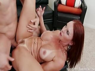 Step Mom Janet Mason Gives Great Fucks