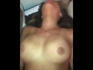 Sexy White Slut With Big Booty And Tits