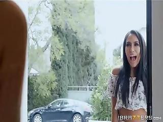 Lela Star - Borrow A Boyfriend (full Scene: ) [after Ad]