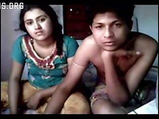 Desi Couple Homemade Fucking