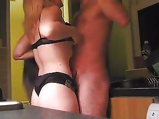 Amateur Wife Want To Fuck In Kitchen Lostfucker