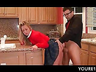 Doggystyle Kitchen Sex