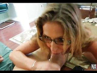 Fucking Nerdy Teacher Sheena Shaw