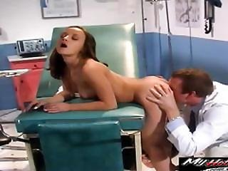Gauge Attends Medical Appointment Hoping To Seduce Her Doctor