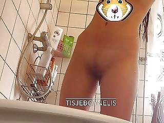 Sister Bathroom Spy Cam